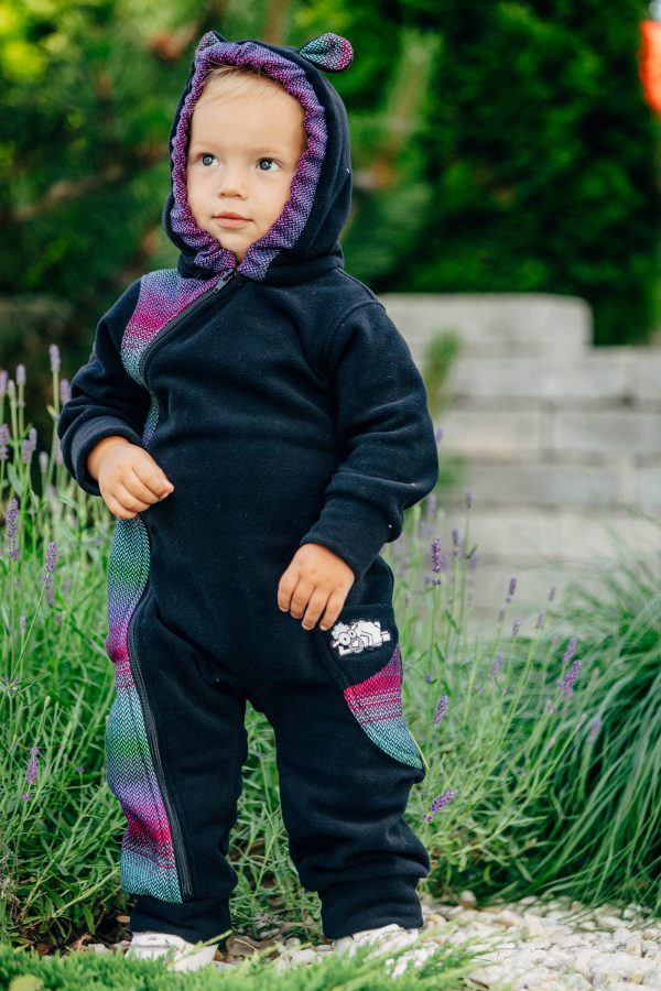 Black babybear pakje