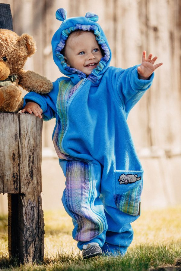 Turquoise Baby bear